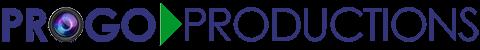 Logo for ProGo Productions | (262) 563-2017
